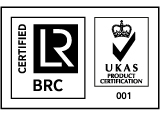 Celtic Chemicals Ltd are accredited by LRQA to BRC Storage & Distribution