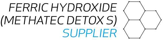 Ferric Hydroxide (Methatec Detox S) Supplier