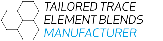 Tailored Trace Element Blends Manufacturer
